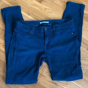 Rich & Skinny Blue Ankle Pant Jeans